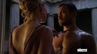 "Spartacus Blood and Sand - Ep 108 ""Mark of the Brotherhood"" Preview"