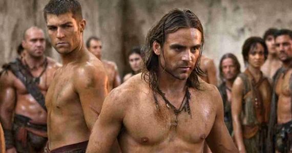 spartacus season two