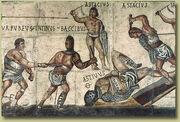 Borghese gladiator 1 mosaic dn r2 c2