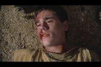 Tiberius'death