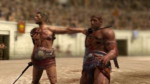 Spartacus Legends Misso