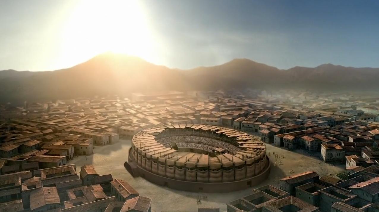 Amphitheater of Capua | Spartacus Wiki | FANDOM powered by Wikia