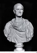 Bust marcus licinius crassus hi