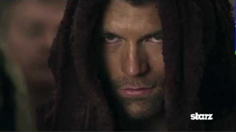 Spartacus Vengeance Trailer