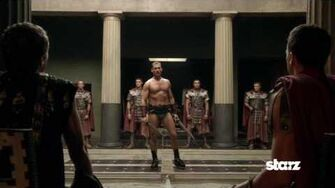 "Spartacus Blood and Sand - Ep 112 ""Revelations"" Preview"