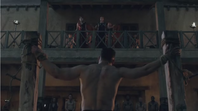 Crixus whipping