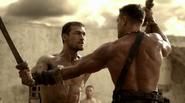 Spartacus vs Crixus2