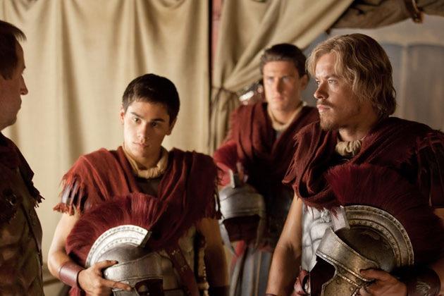 Spartacus men Nude Photos 5