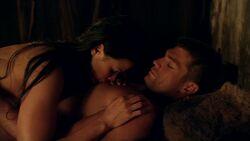 Mira und Spartacus