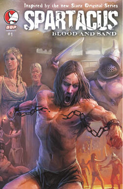 Spartacus Blood and Sand 1
