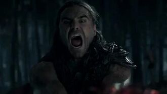 Gannicus & Oenomaus vs. Egyptian