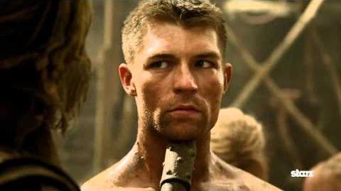 """Spartacus Vengeance """"The Brotherhood"""""""