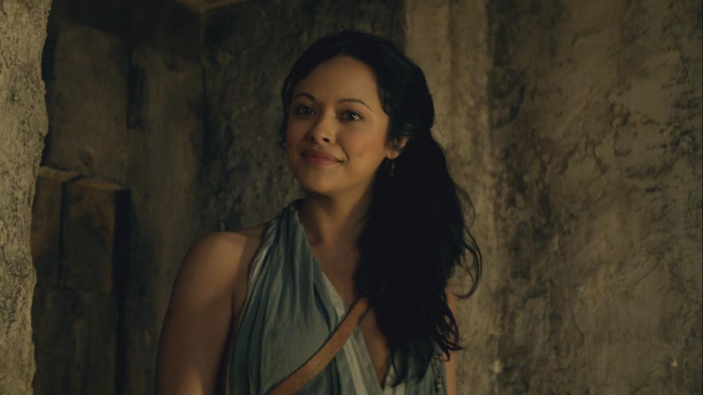Spartacus Melissa