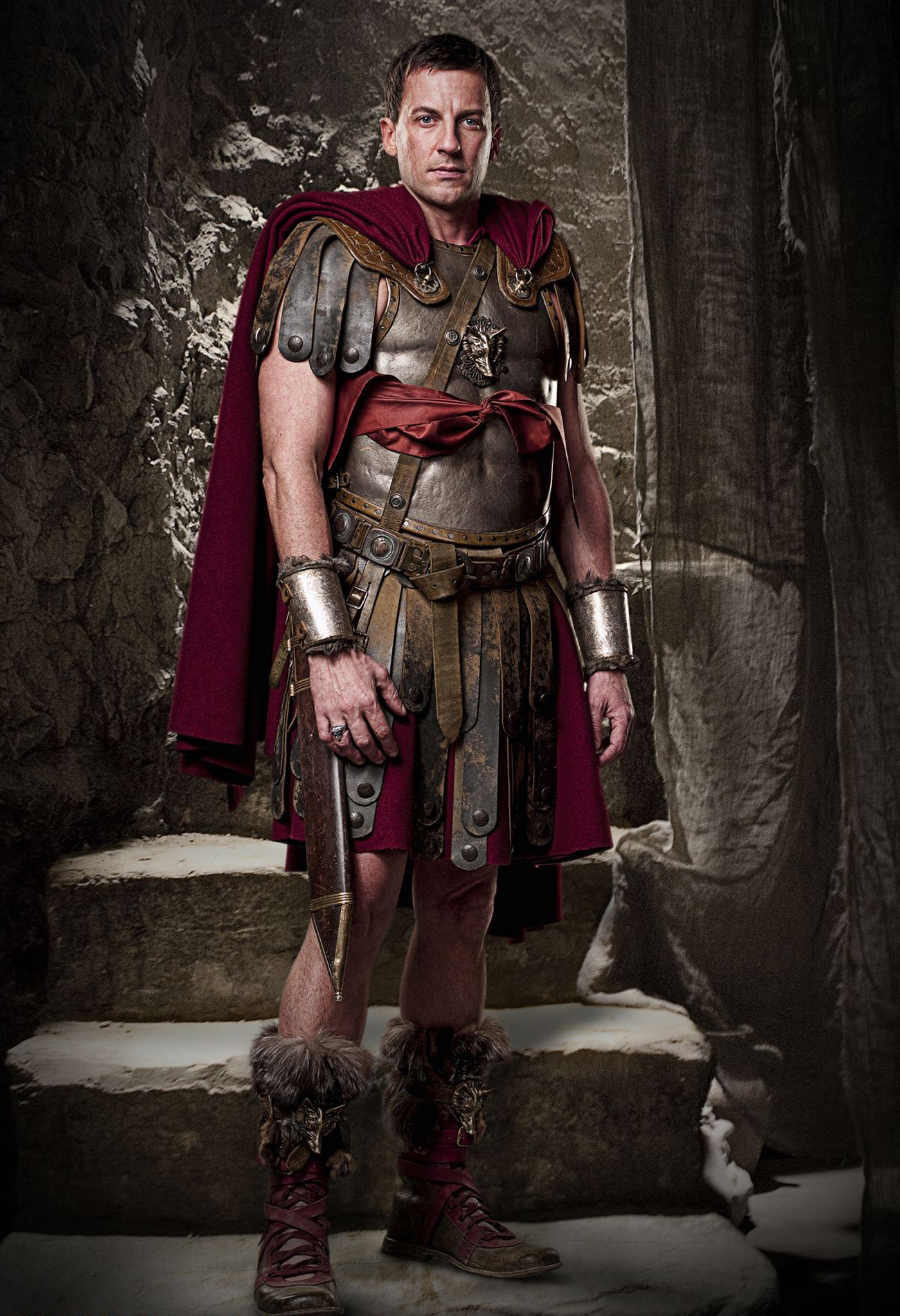 Marcus Licinius Crassus | Spartacus Wiki | FANDOM powered