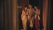 Varinius macht einen Witz über Crassus