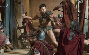 Crixus kämpft