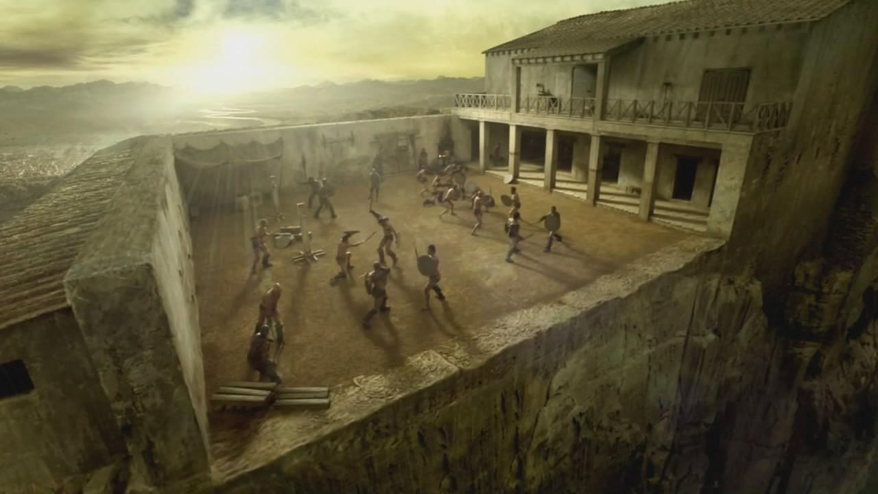 Batiatus\' Ludus | Spartacus Wiki | FANDOM powered by Wikia