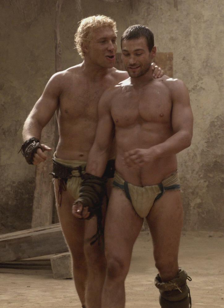 Risultati immagini per varro e spartacus