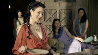 Lucretia & Gaia!