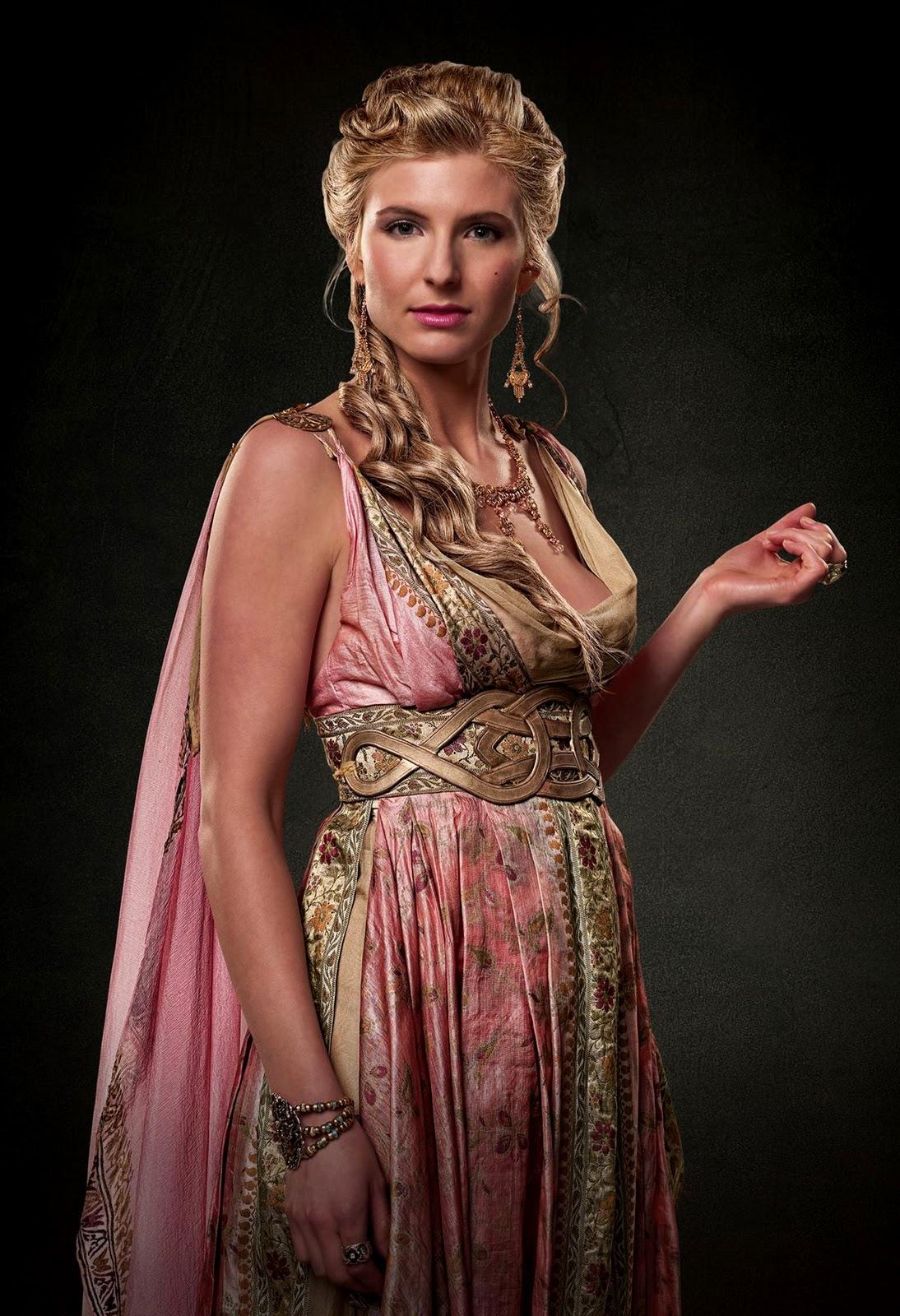 imdb spartacus gods of the arena cast
