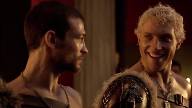 spartacus blood and sand season 1 stream