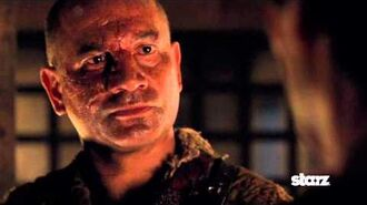 "Spartacus Gods of the Arena - Ep 2 ""Missio"" Preview"