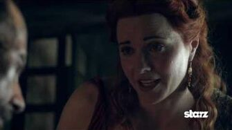 """Spartacus Blood and Sand - Ep 106 """"Delicate Things"""" Preview"""