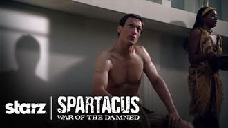 Spartacus War of the Damned - The Romans STARZ