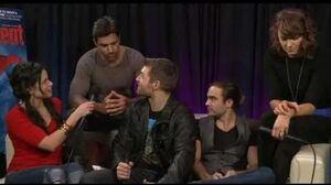 Spartacus Vengeance interview - July 2011