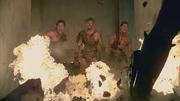Vesuvius fight.