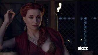 """Spartacus Blood and Sand - Ep 102 """"Sacramentum Gladiatorium"""" Preview"""