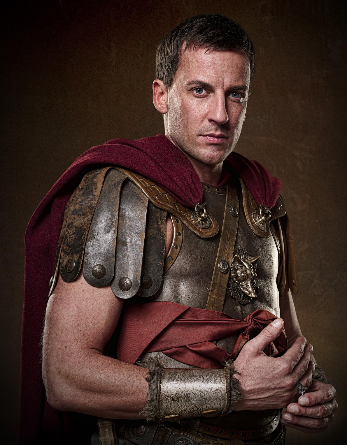 Gaius Claudius Glaber Spartacus Wiki Fandom Powered By Wikia