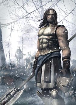 The Spartan 002