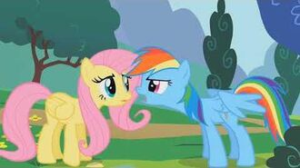 """Fluttershy - """"Way to go"""" Sparta Extended Remix V2"""