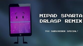 """-700 Subscriber Special- -Inanimate Insanity- MiPad - """"Gone Rogue"""" Sparta DrLaSp Remix"""
