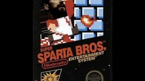 SUPER SPARTA BROS (AKA Sparta Mario 8-Bit Remix)