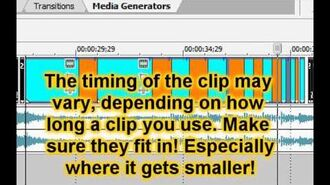 Videogameguy101's Sparta Remix timing tutorial for Sony Vegas (DOWNLOAD)
