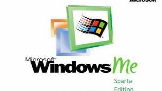Windows ME Has A Sparta Remix