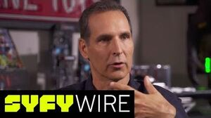 Spawn the Animated Series - Todd McFarlane and Keith David Look Back - SYFY WIRE