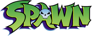 Green spawn logo