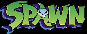 Green spawn logo
