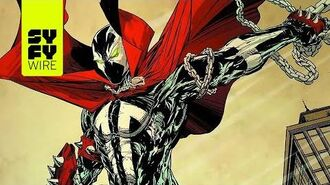 Todd McFarlane Previews His New Spawn Movie SYFY WIRE