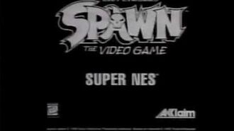 SNES - Todd McFarlane's Spawn the Video Game from Acclaim (1995)