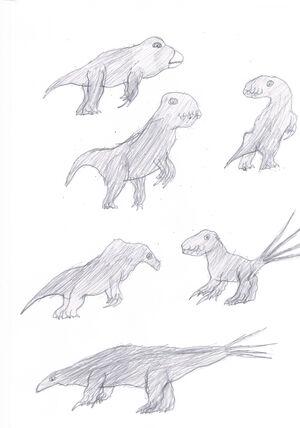 Neoscanisoropterygians
