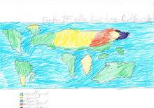 Earth 145 million years hence