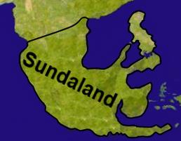 Sundaland Map