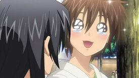 Tadashi with chibi eyes