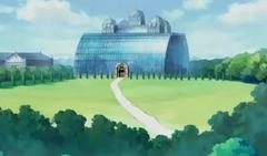 S.A greenhouse