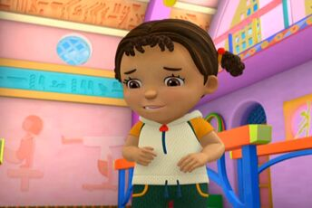 Leah (special agent oso)