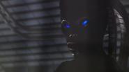 Alien Sara Watching